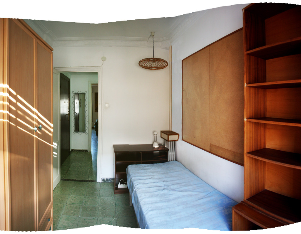 alquilo habitaciones para estudiantes en el centro de