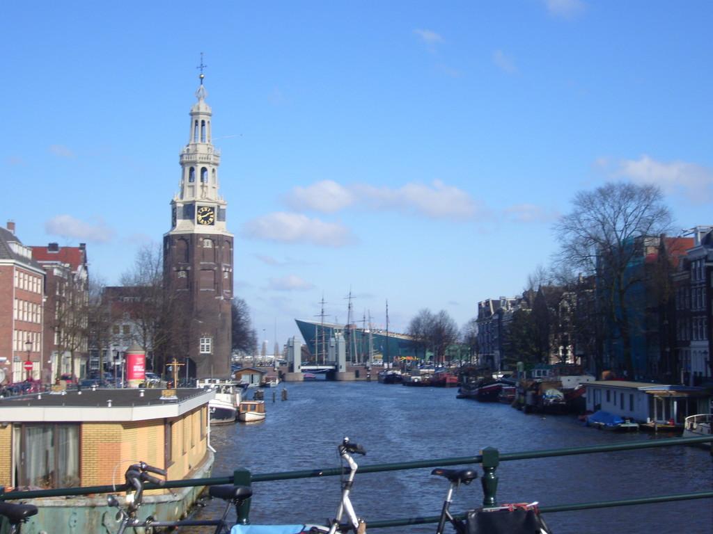 Ámsterdam...¡ciudad de las luces!