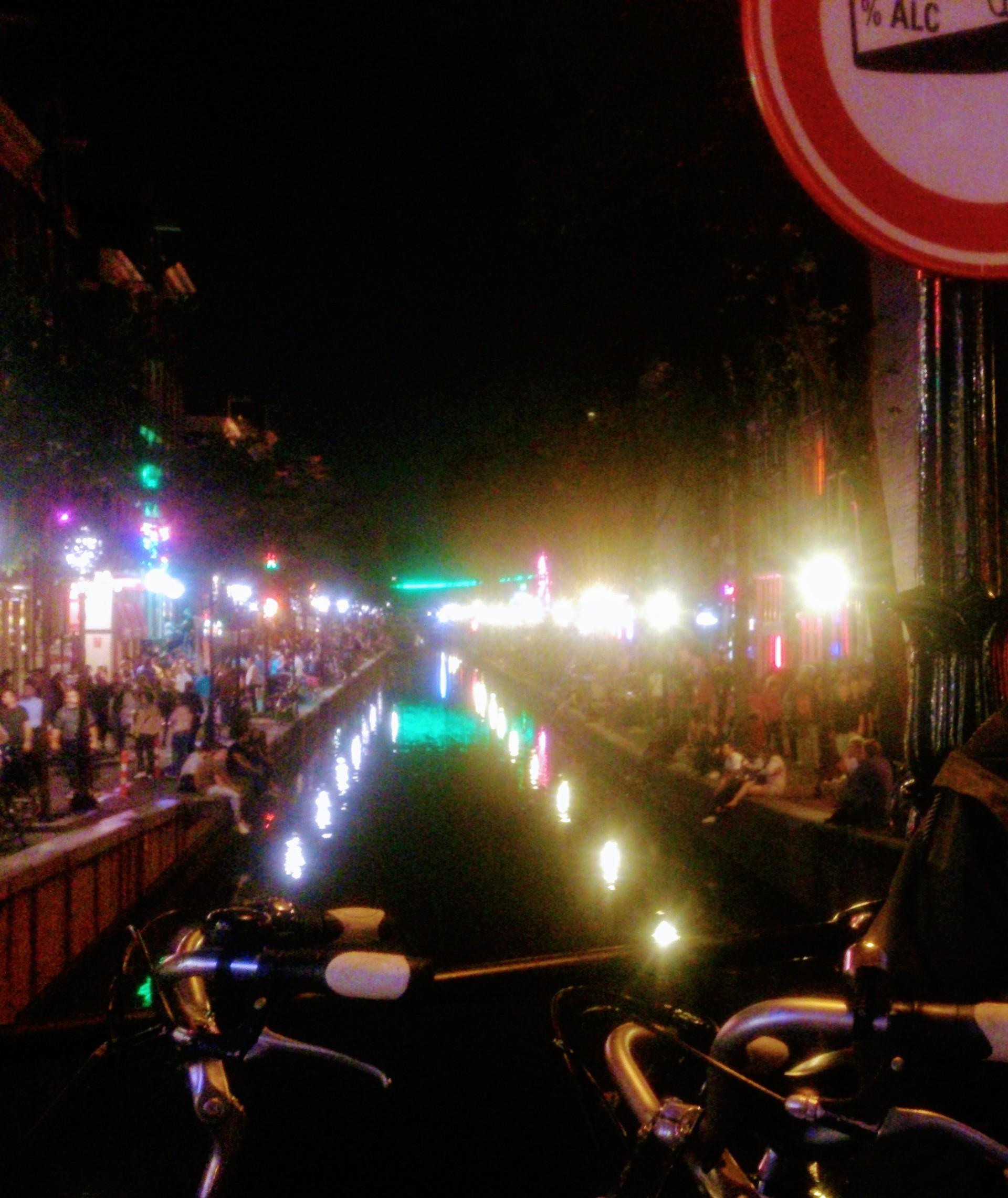 Amsterdam two coffeeshops
