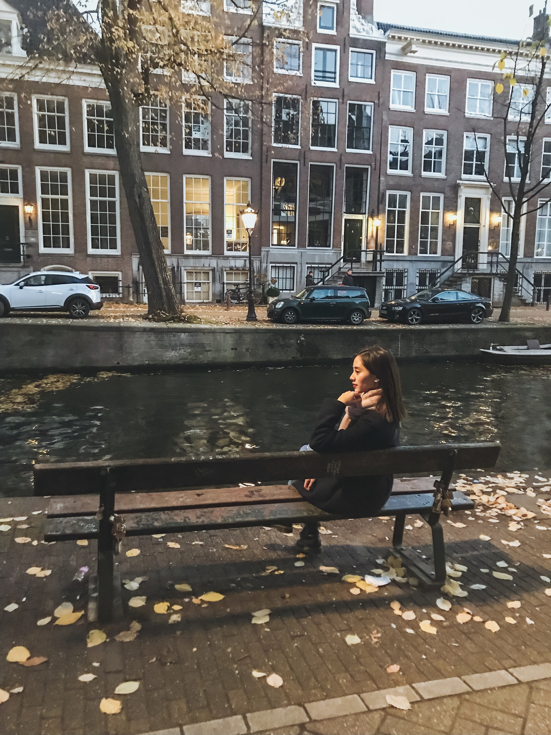 Amsterdam and the Fault in our Stars.