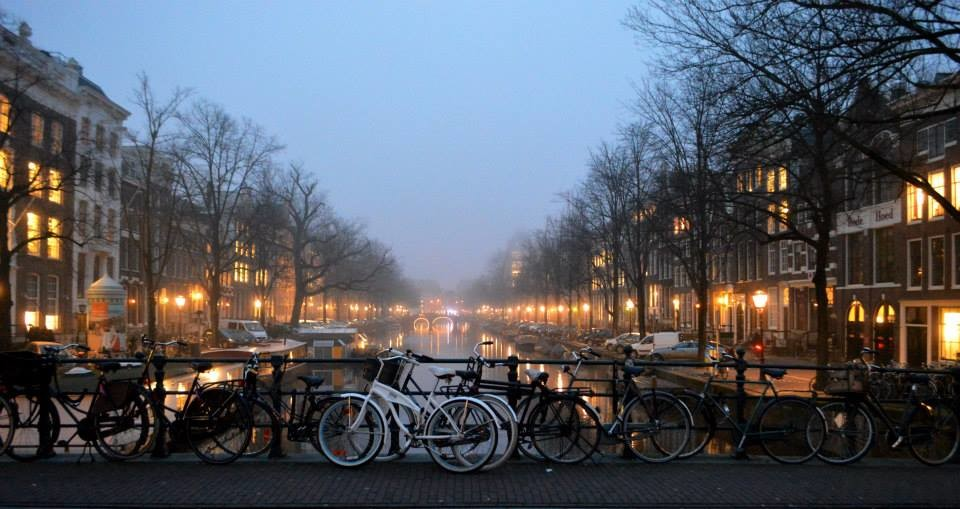 Amsterdam: Pancakes, galleries and cocktails (of course)