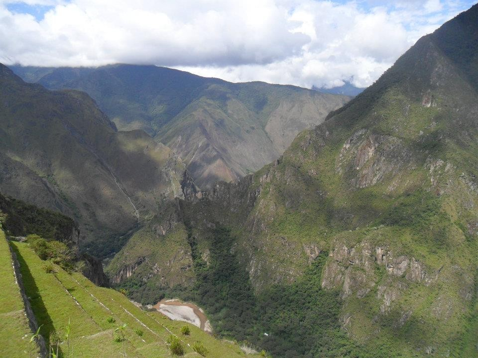 An encounter with culture and life in the heights of Machu Picchu!