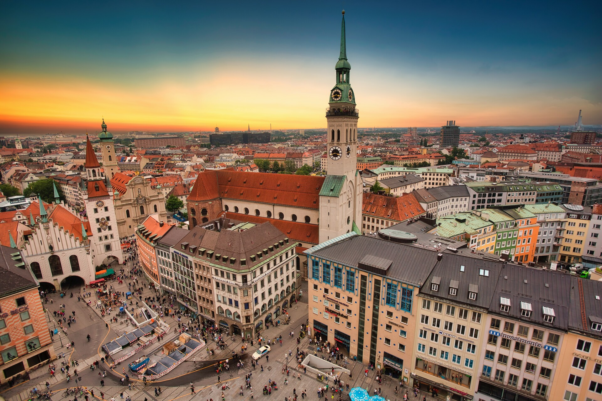 An unforgettable year in Munich