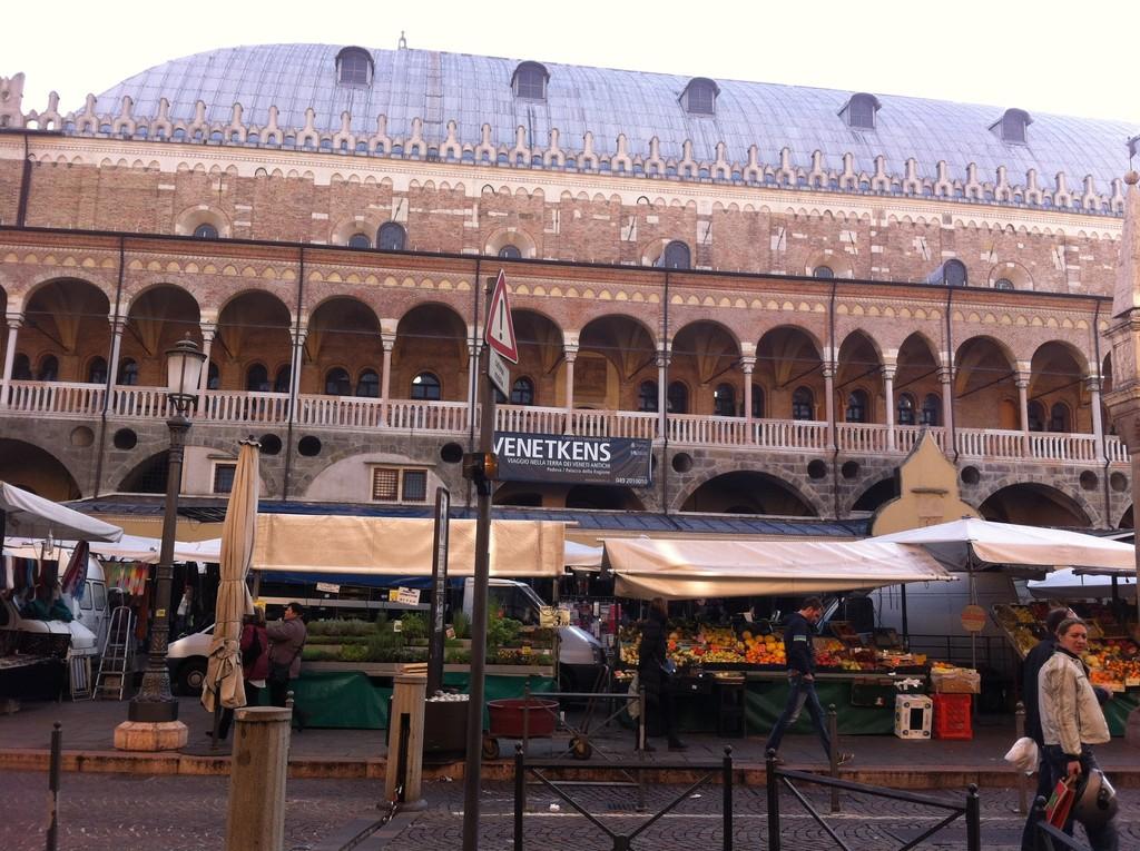 Ana'nın Padova, İtalya Erasmus Deneyimi