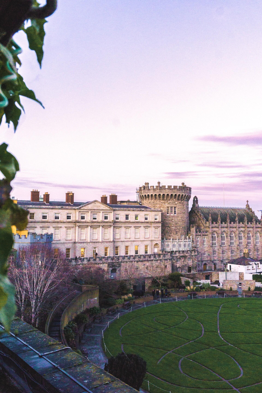 Antonio's Erasmus Experience in Dublin, Ireland
