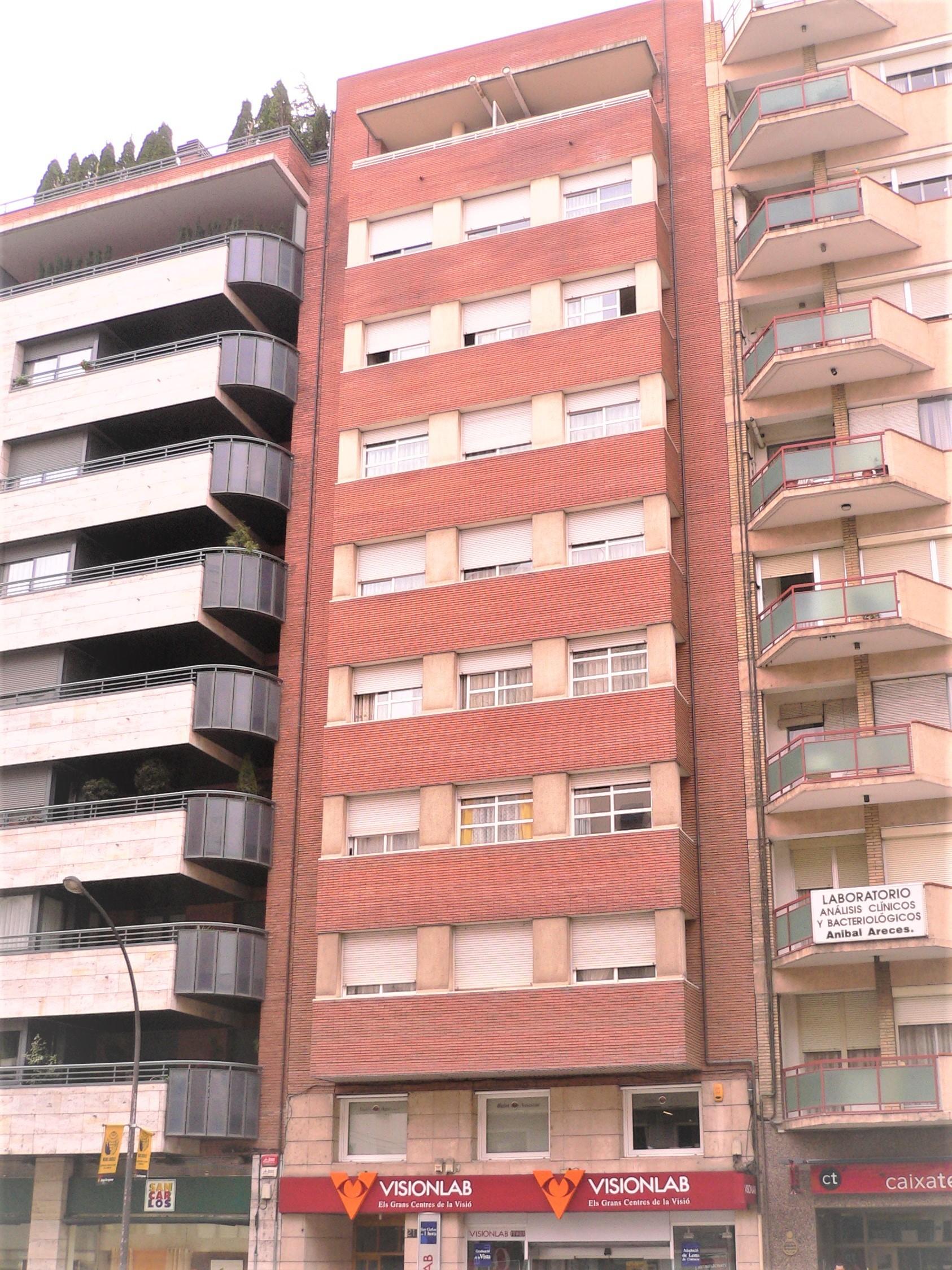Apartamento De 2 Dormitorios Centro De Lleida