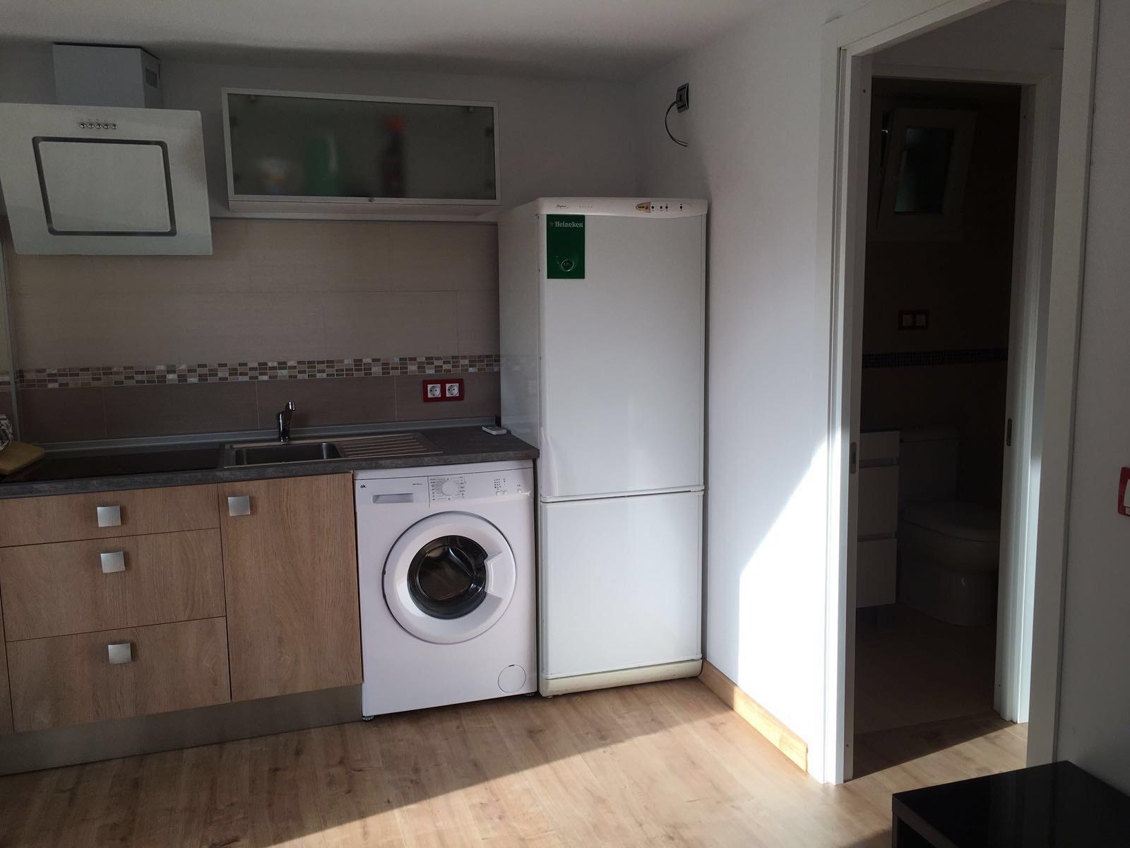Apartamento 40 m2 amplio independiente con 1 baño y 1 habitación ...