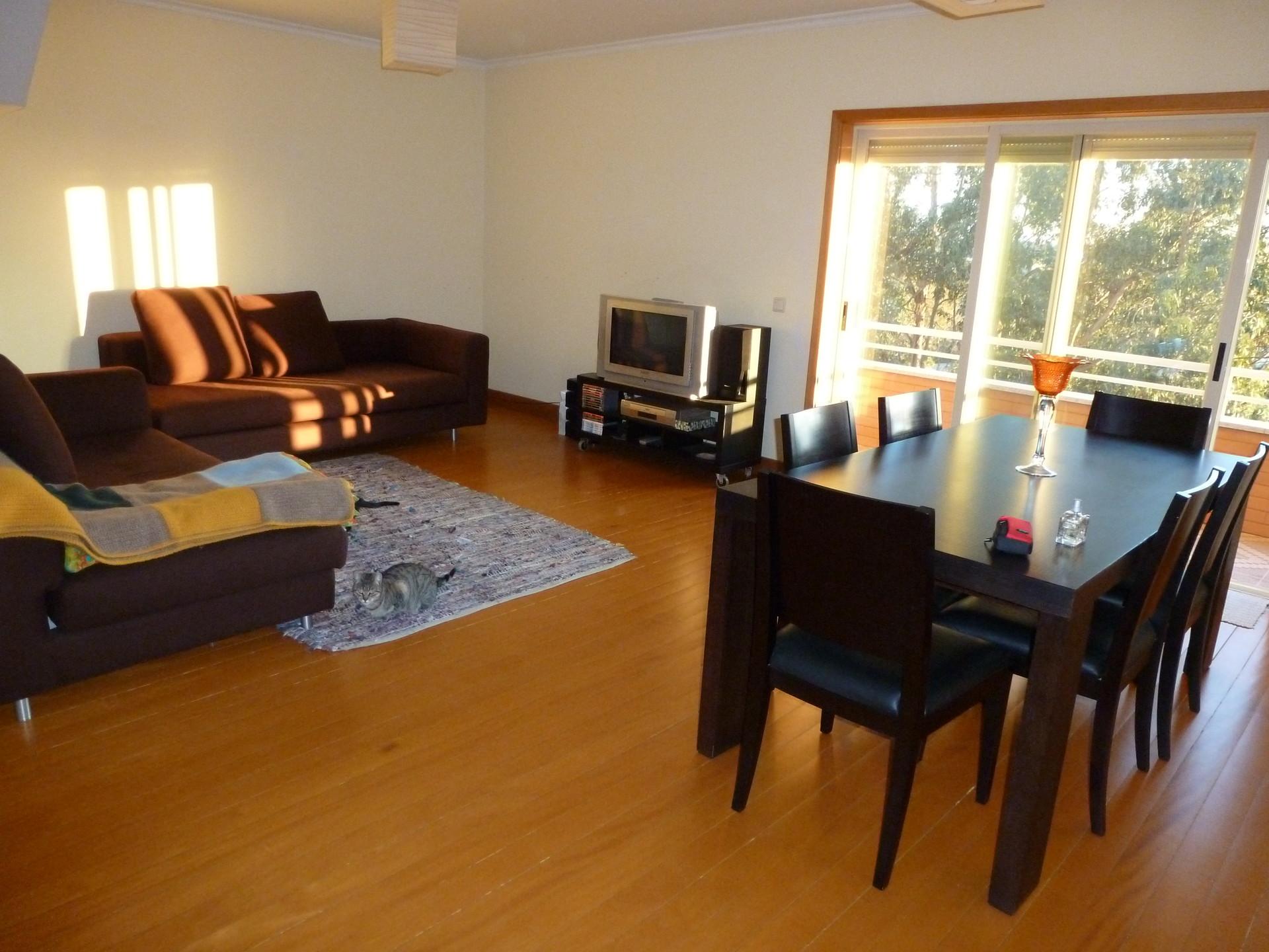 Apartamento amplo e ensolarado - praia da Granja