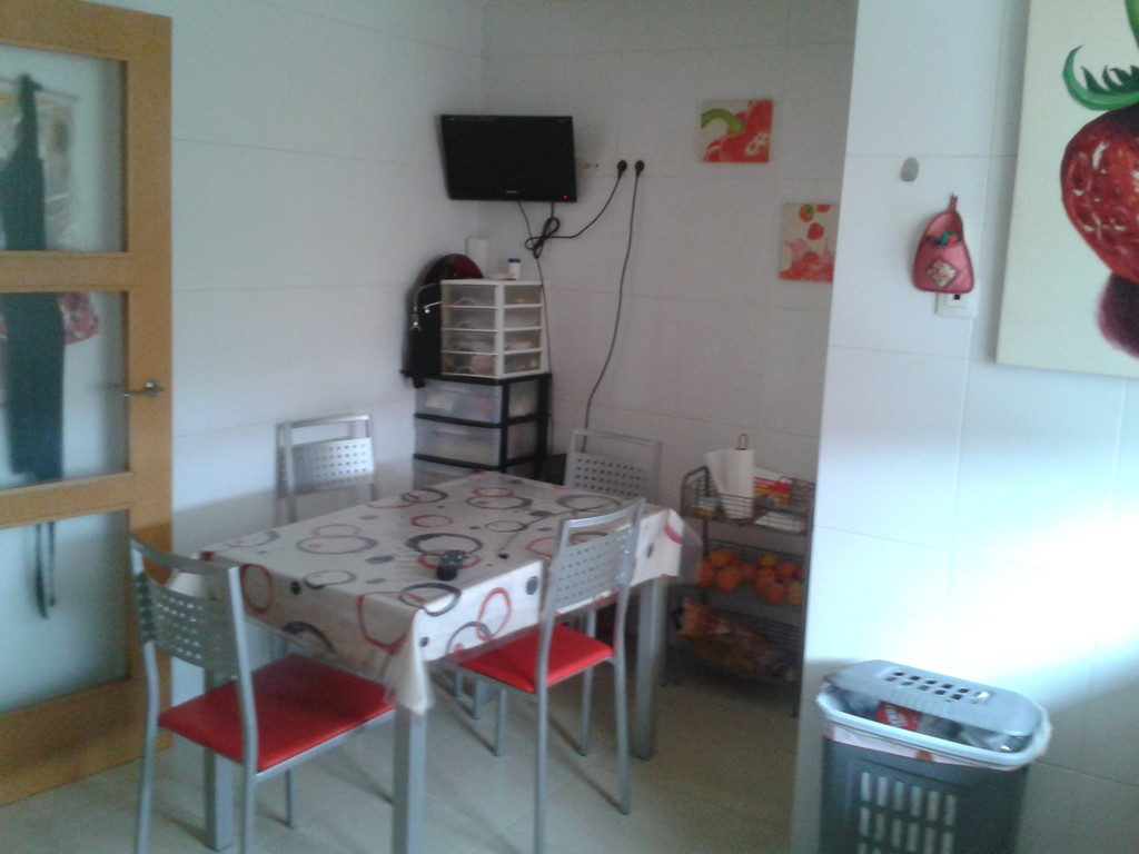 Apartment Of 90 Square Meters Two Bathrooms A Large