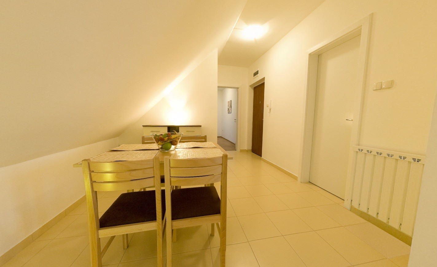 Apartment with big balcony - Corvin district | Flat rent ...