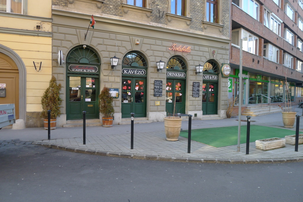 Budapest, Iskola u. 36, 1011 Hungary