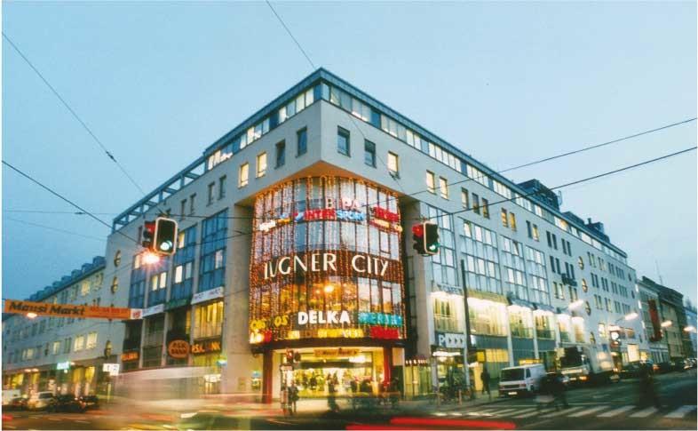Apartment LUGNER CITY