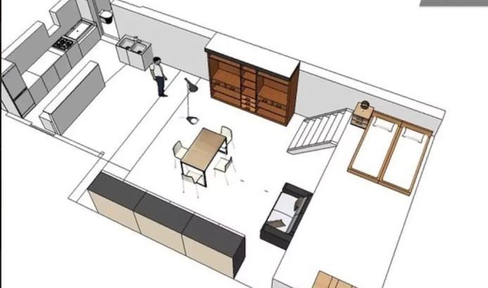 Appartamento 40 mq genova affitto appartamenti genova for Appartamenti arredati in affitto genova