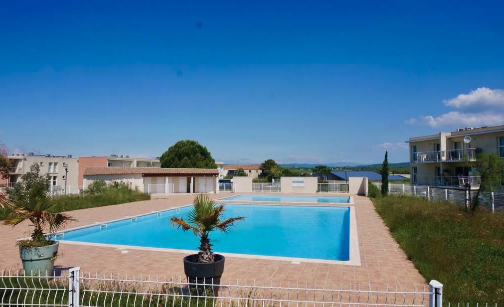 Appartement 40 m2 + terrasse et piscine