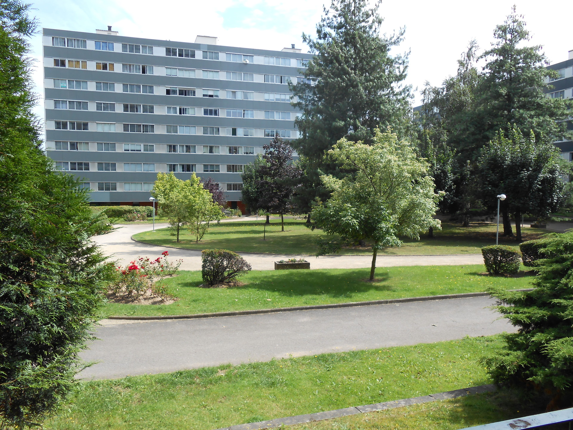 Appartement 71 m² deux chambres + salon cuisine américaine