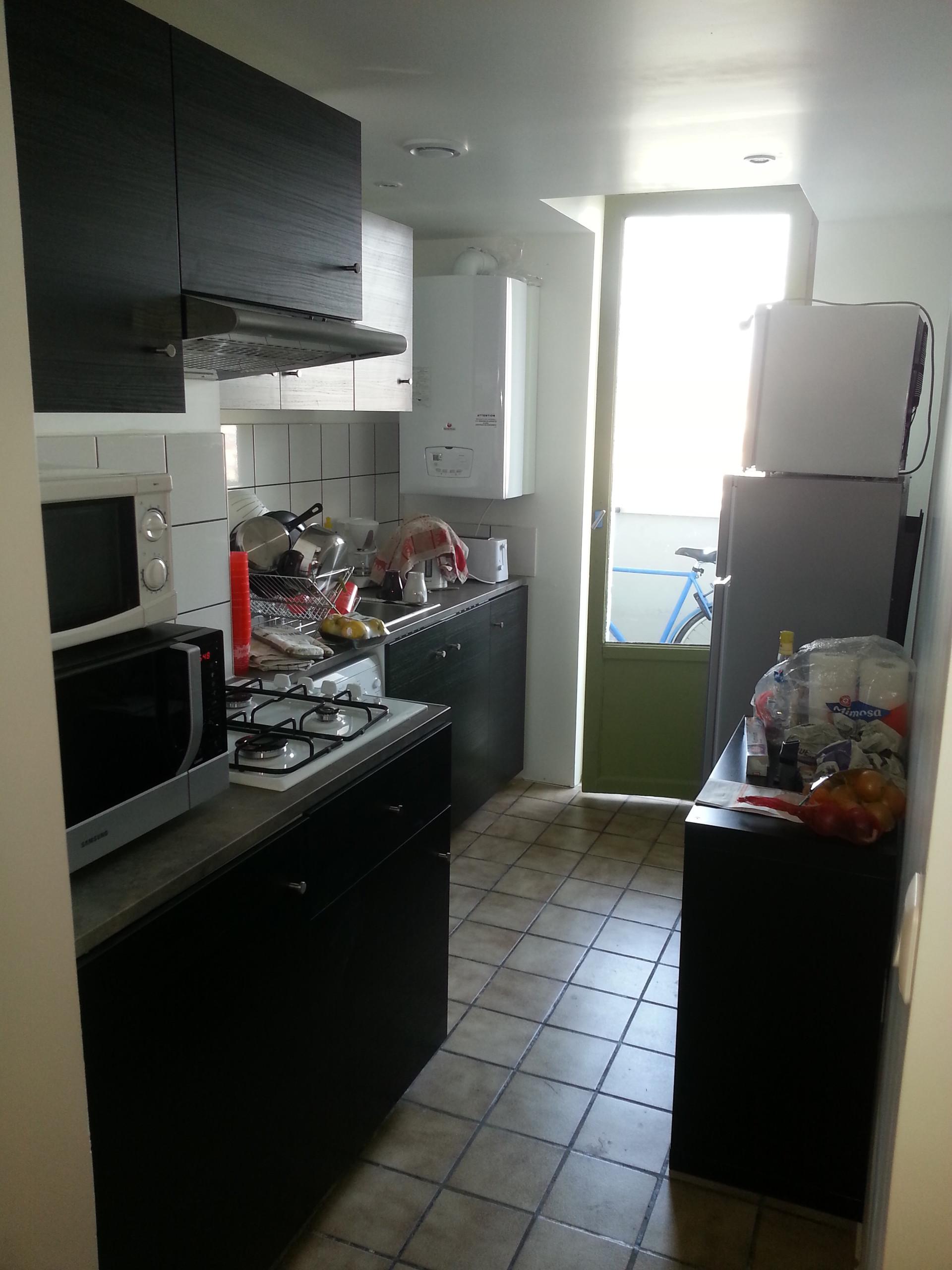 Appartement de 3 chambres au pied du métro Arènes