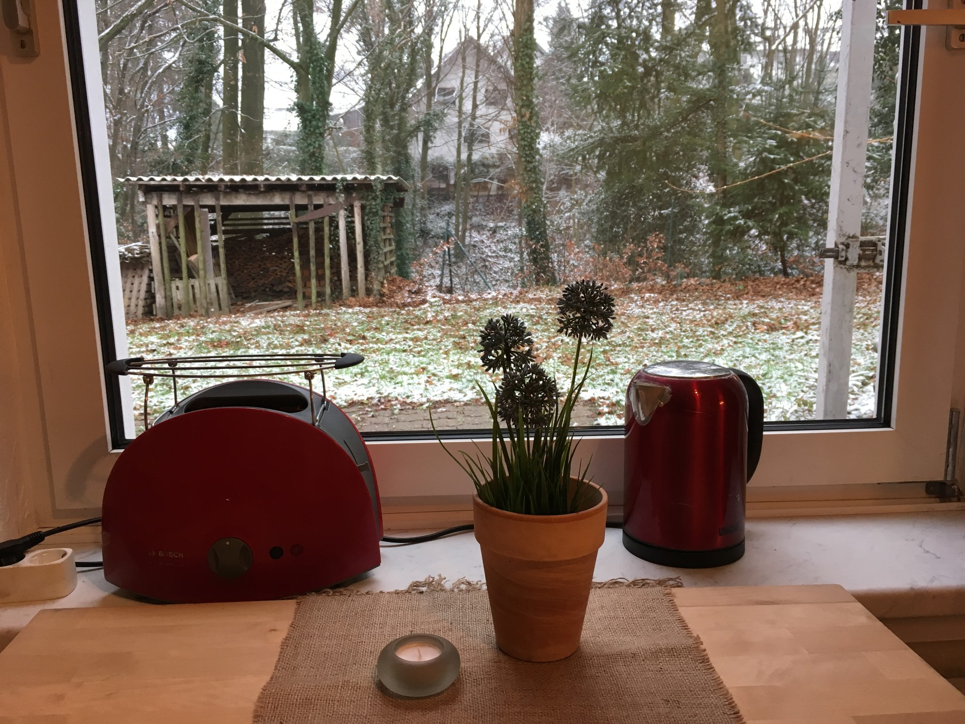 Appartement in rural environment with fast train connection to C