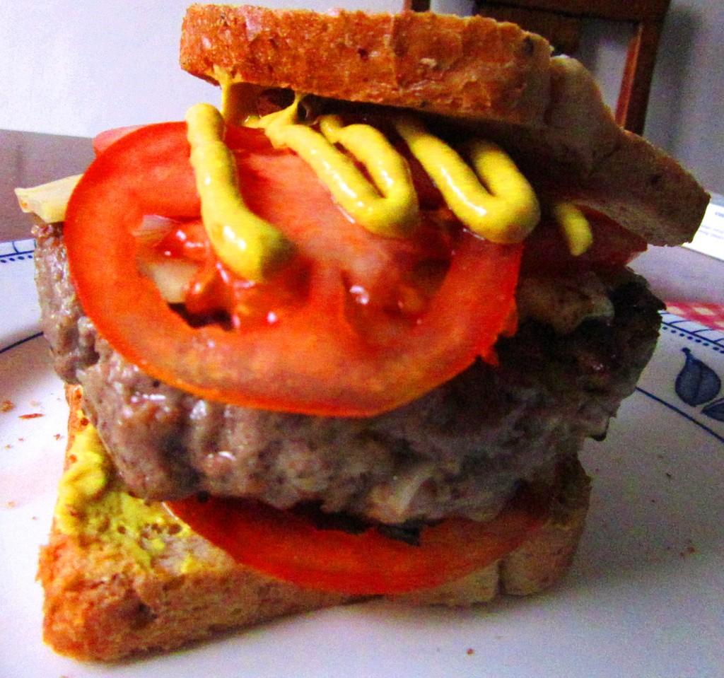 Aprende a hacer tu propia hamburguesa en casa recetas for Hacer tu propia casa