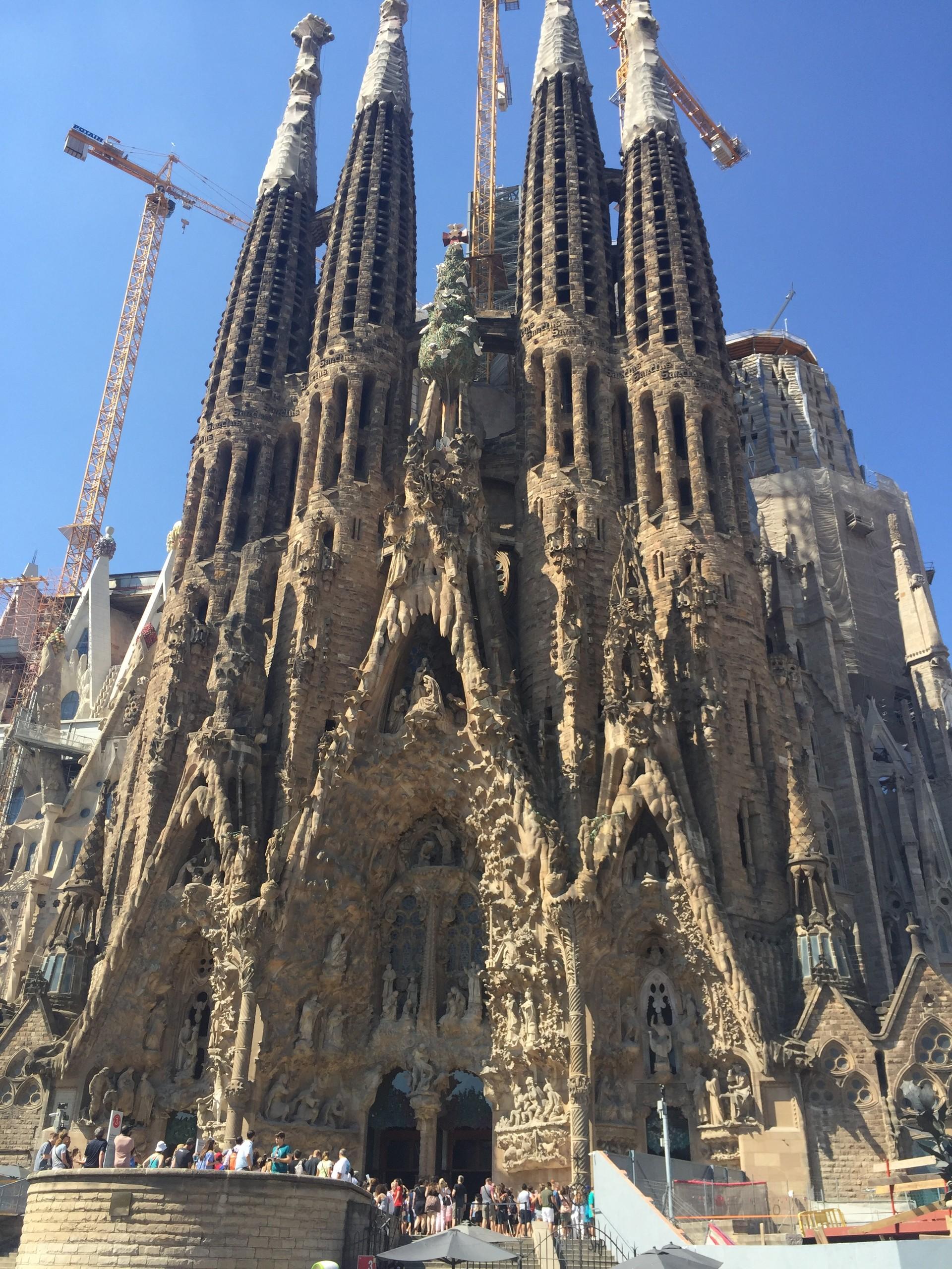 A trip to Catalonia... (Barcelona, Tarragona, Reus ...