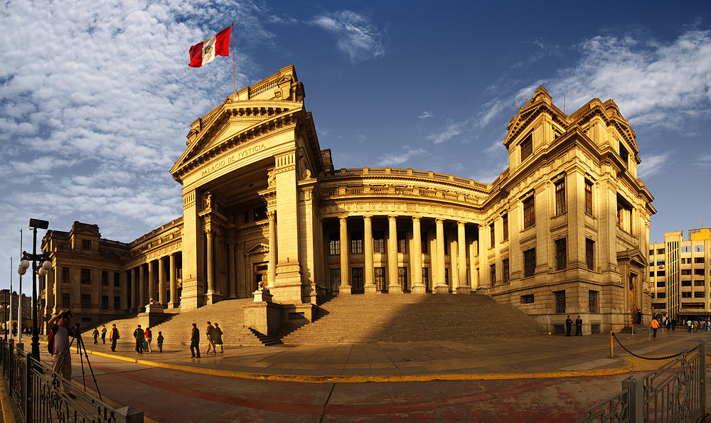 Palacio De Justicia Del Per U00fa Qu U00e9 Ver En Lima