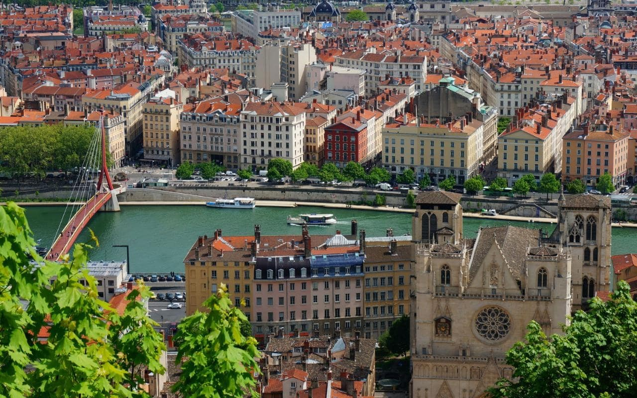 Arrivo, alloggio e consigli utili per l'Erasmus a Lione