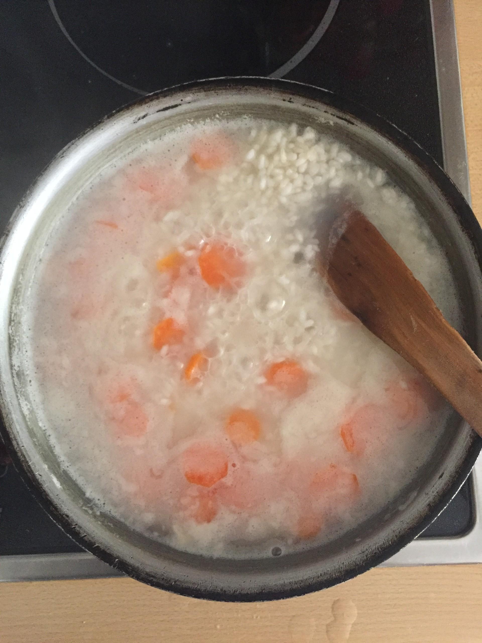 arroz blanco dieta receta