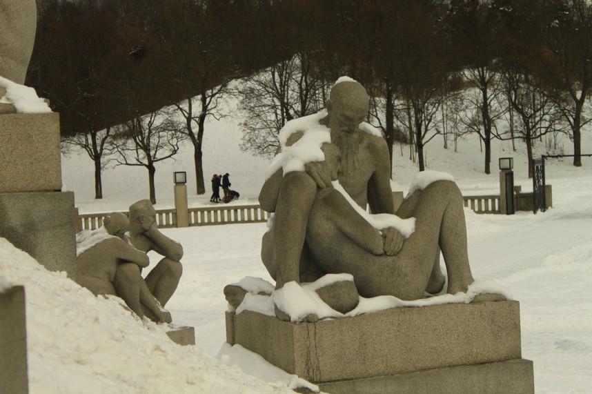 Arte na Noruega... erótico em espanha?