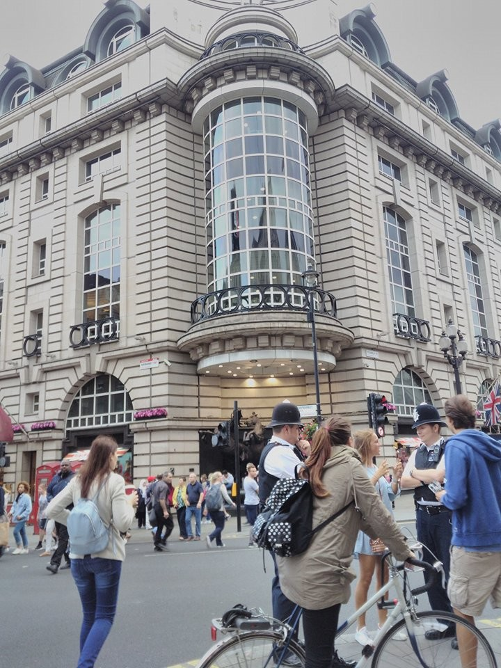 Artes de Rua em Londres!