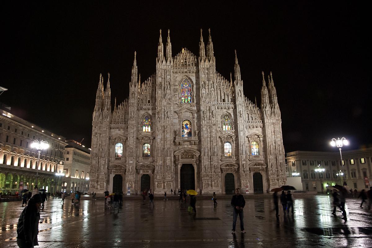 As melhores alturas para visitar a Duomo