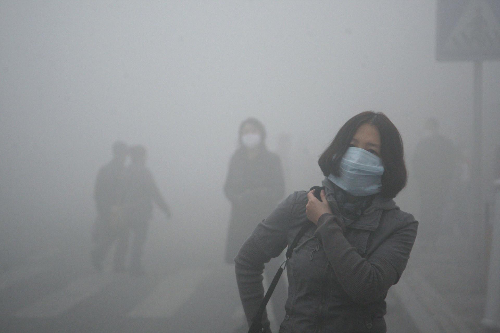 Avete paura dell'inquinamento a Pechino? Leggete qui.