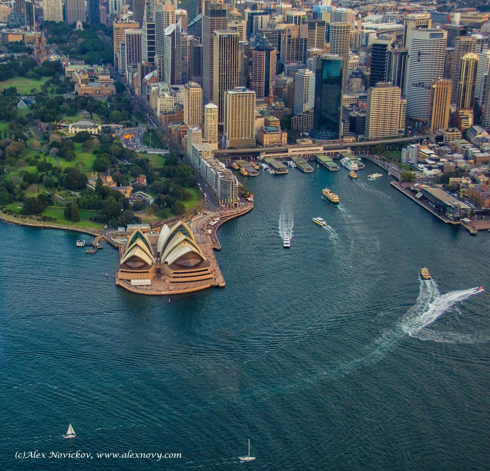 Avustralya Sydney'de Erasmus Deneyimi