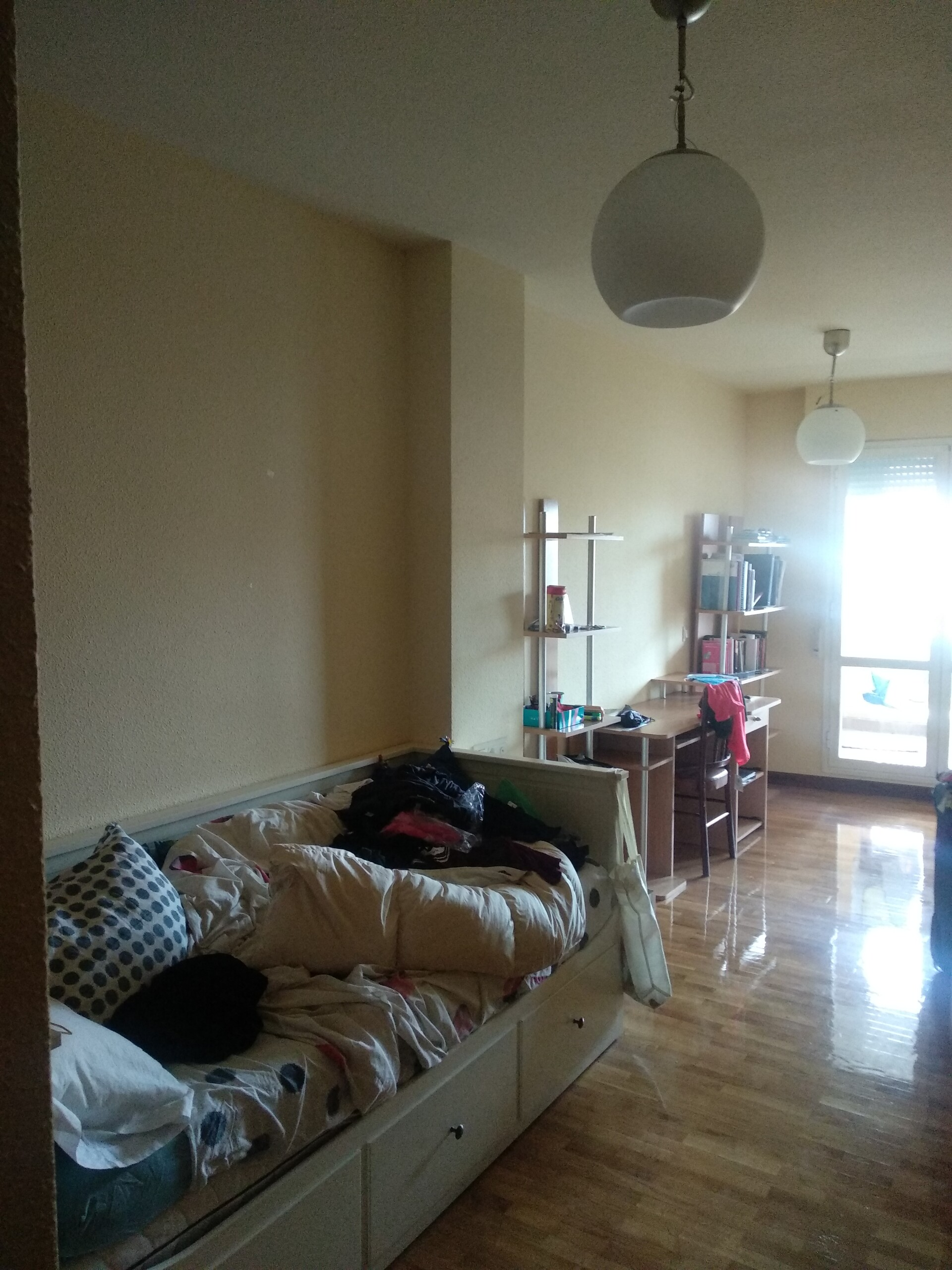 Large room and private bathroom!