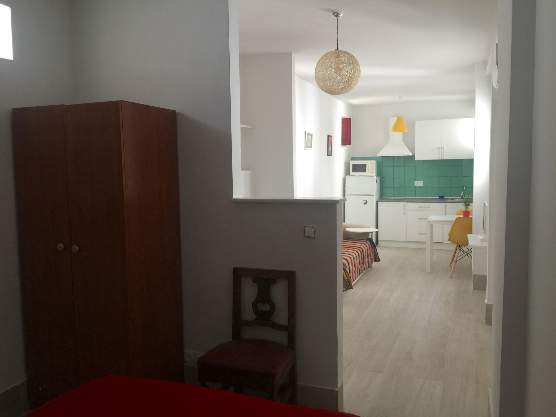 Acogedor apartamento con patio en el Albaicín