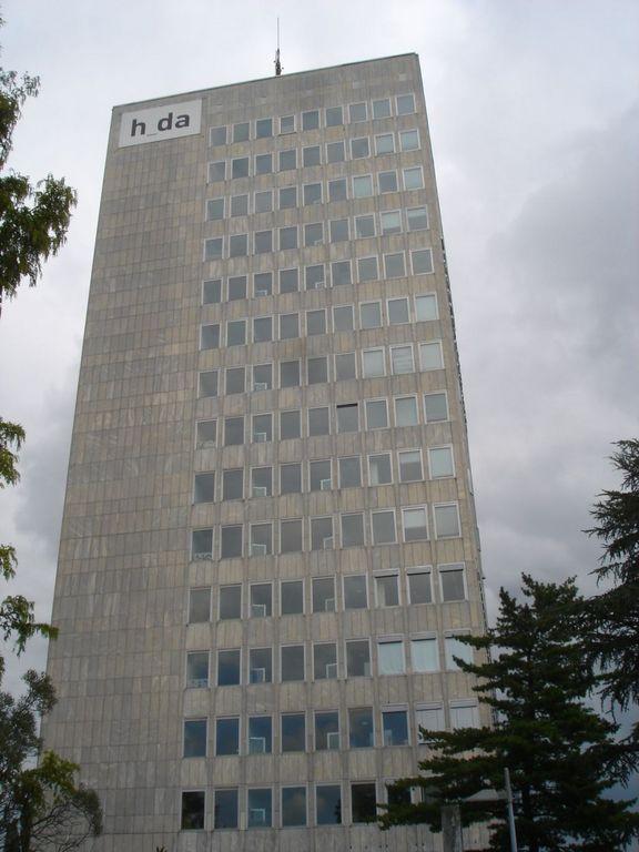 Hochschule Darmstadt Webmail