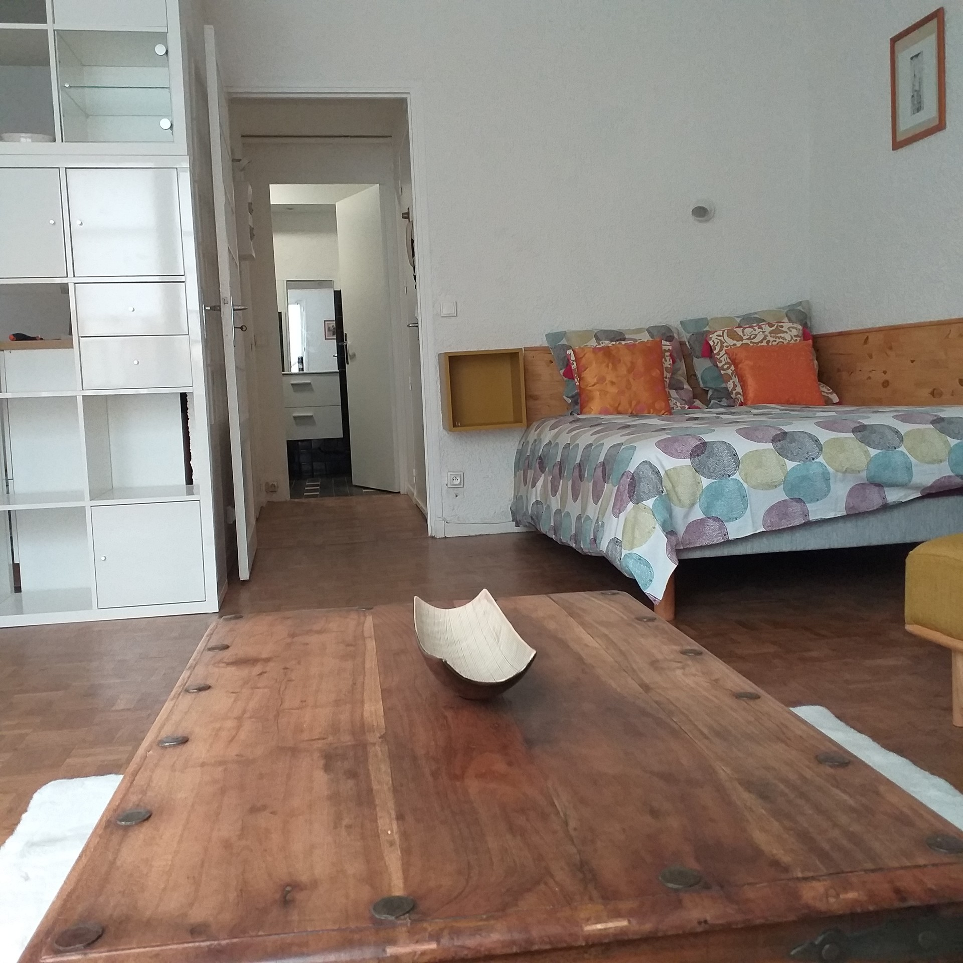 Student Rental Friendly Studio For Students In Marseille With