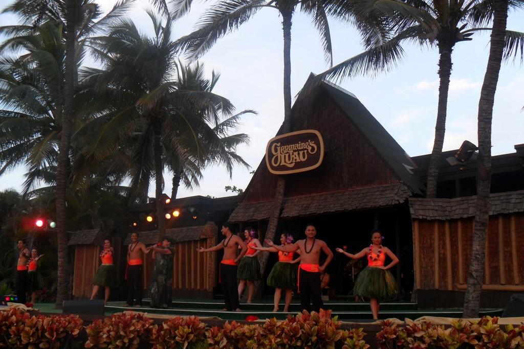 Germaines Luau En Waikiki Dónde Comer En Honolulu