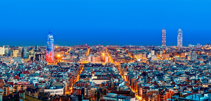 Barcelona: the city of all cities
