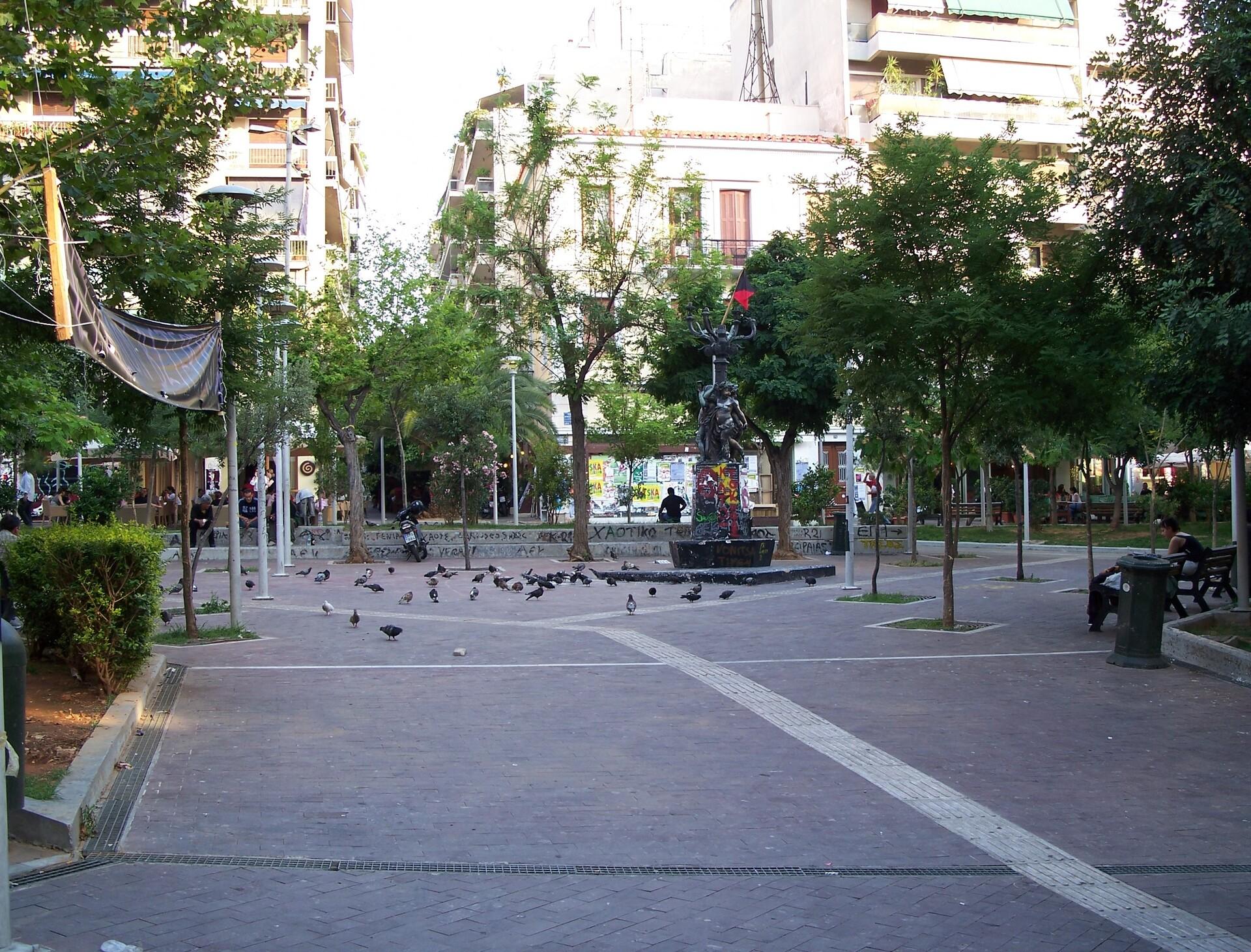 Barrios en Atenas - Las zonas más importantes de Atenas