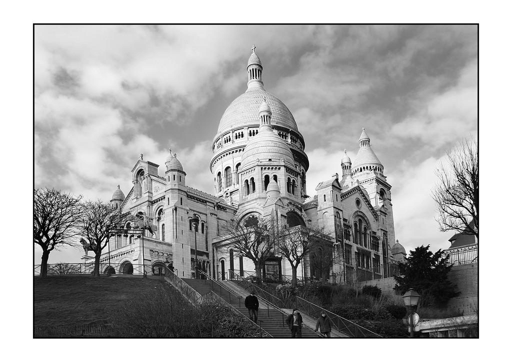 Basilica del Sacré-Cœur