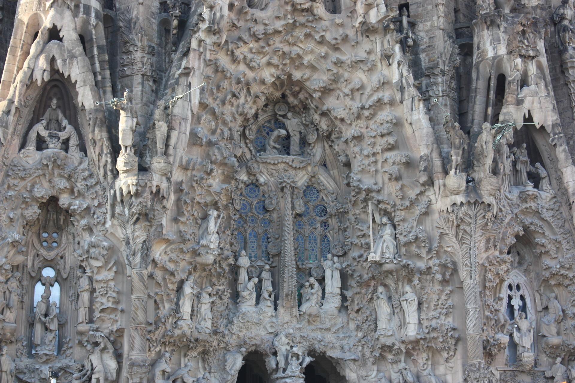 Basílica i Temple Expiatori de la Sagrada Família