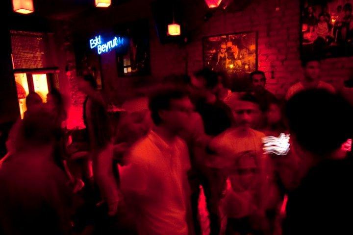 Eski beyrut world music house erasmus party istanbul for World house music