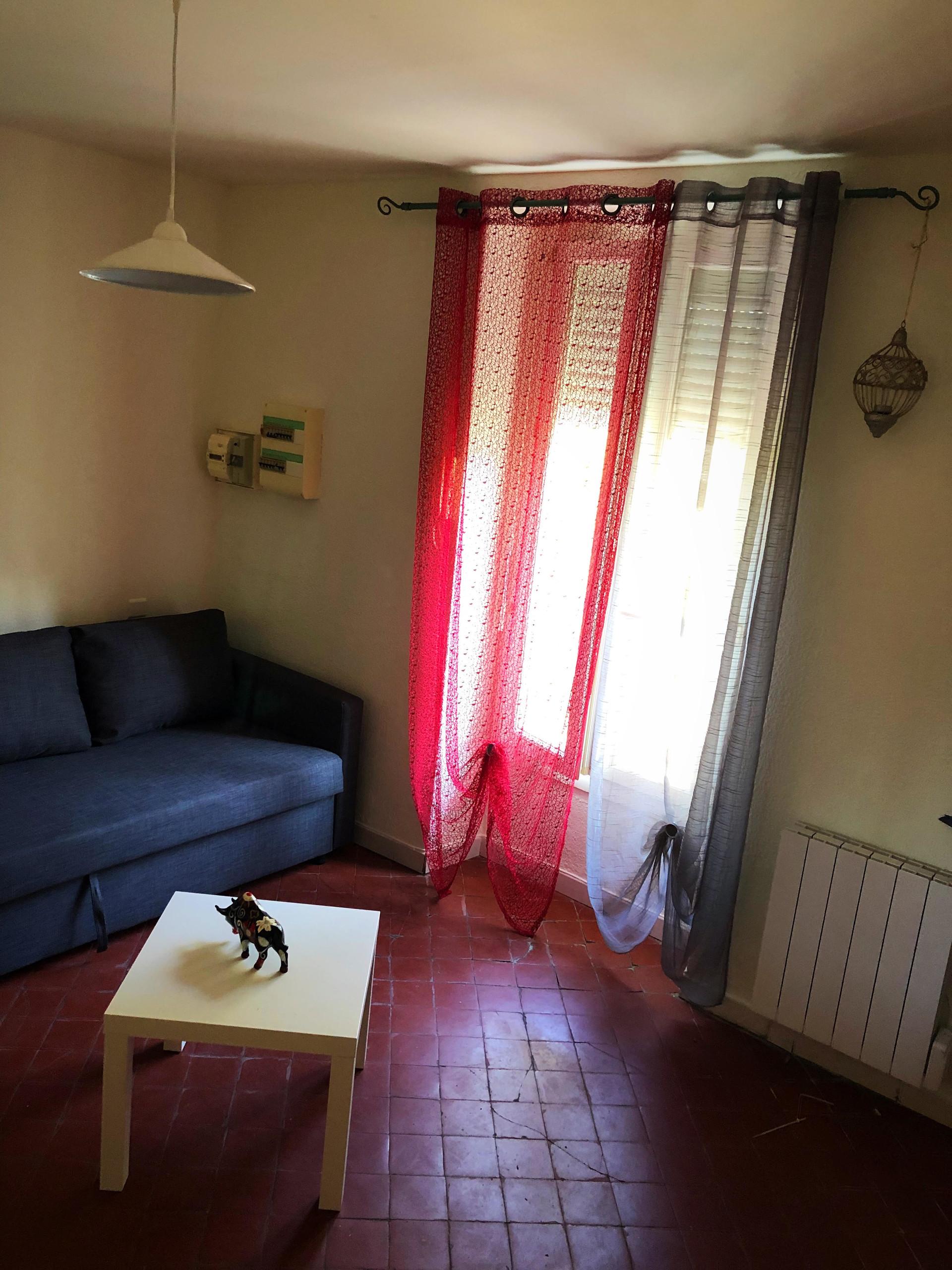 Studio for rent in Avignon with internet