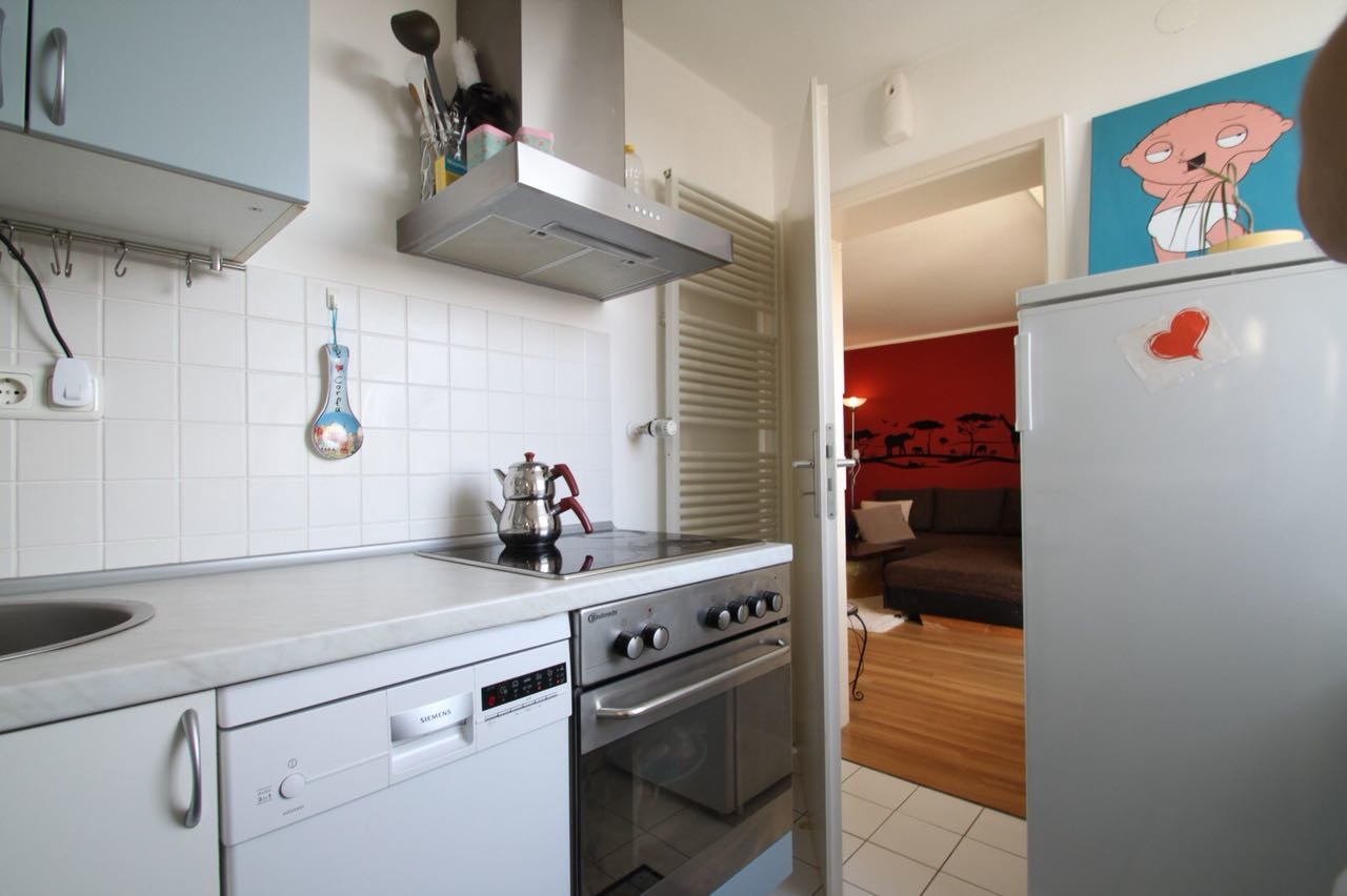 Beautiful 1 Bedroom Apartment for Rent in Munich, w ...