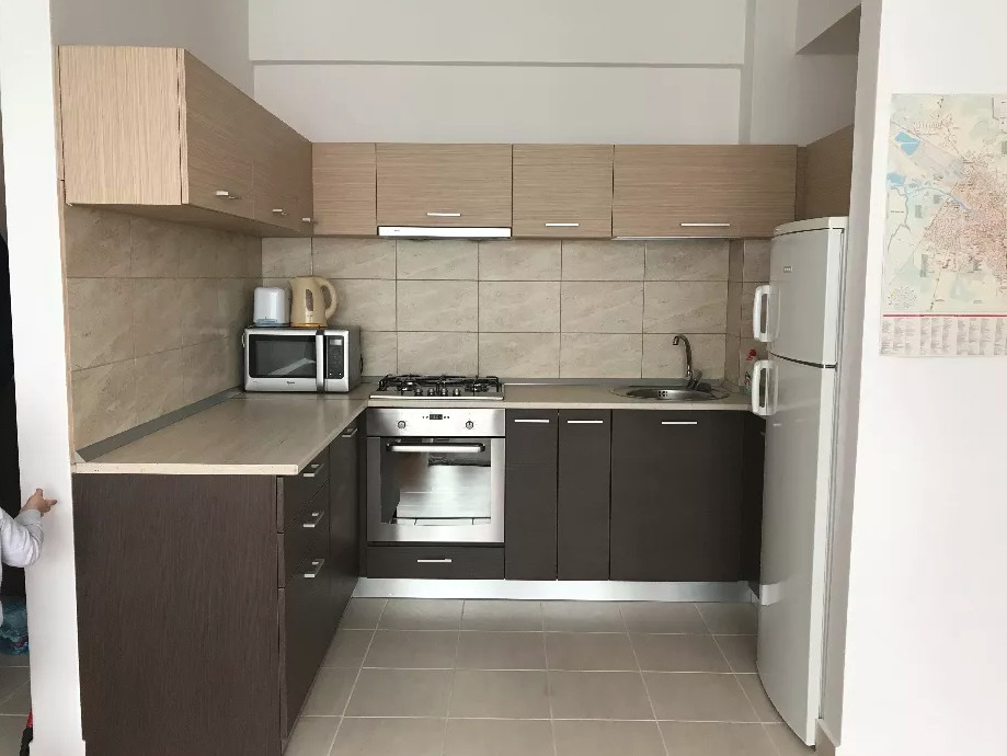 Beautiful modern 2 bedrooms apartment with full modern equipment