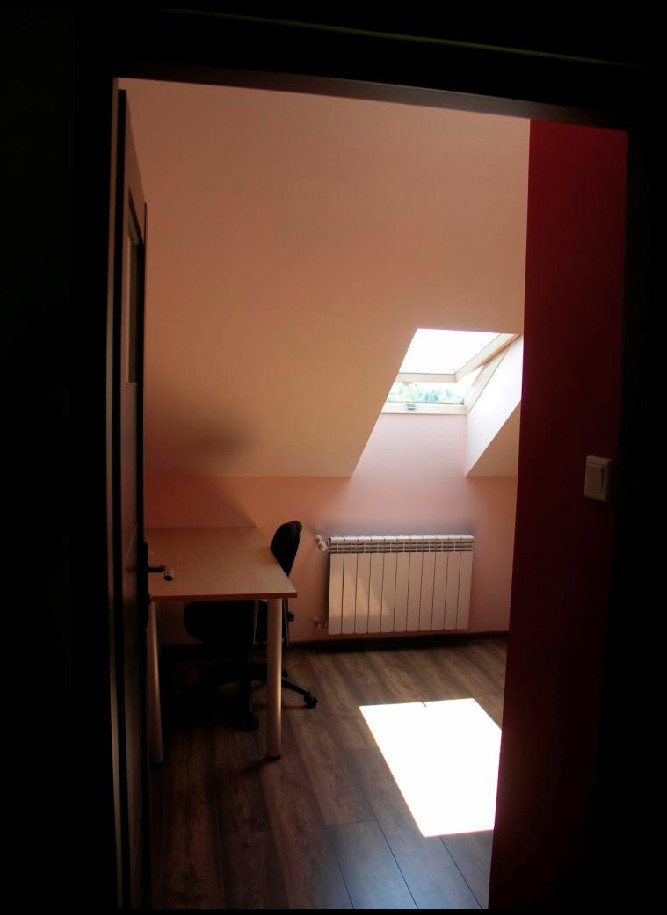 Beautiful room in Krakow with parking
