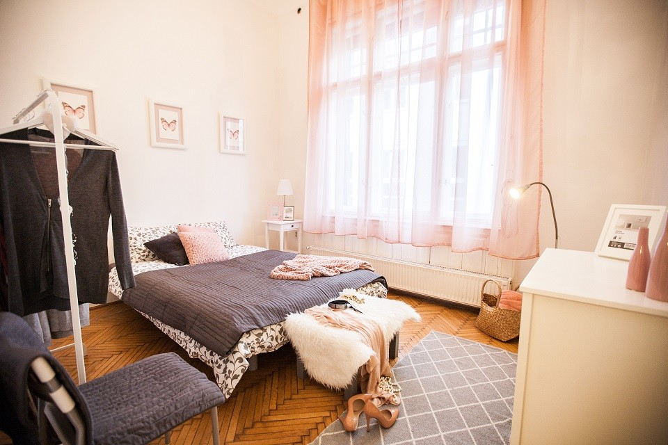Beautifully Designed Rooms Downtown Budapest, Last Minute