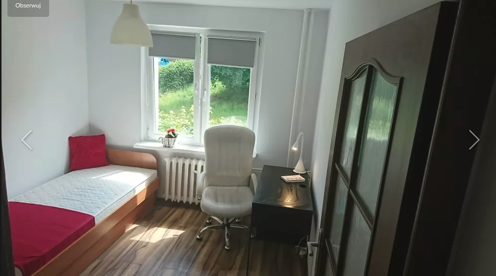 Beautiful room for rent in Gdynia