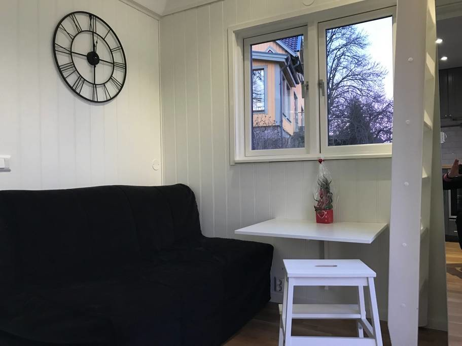 Beautiful small house available for internationals