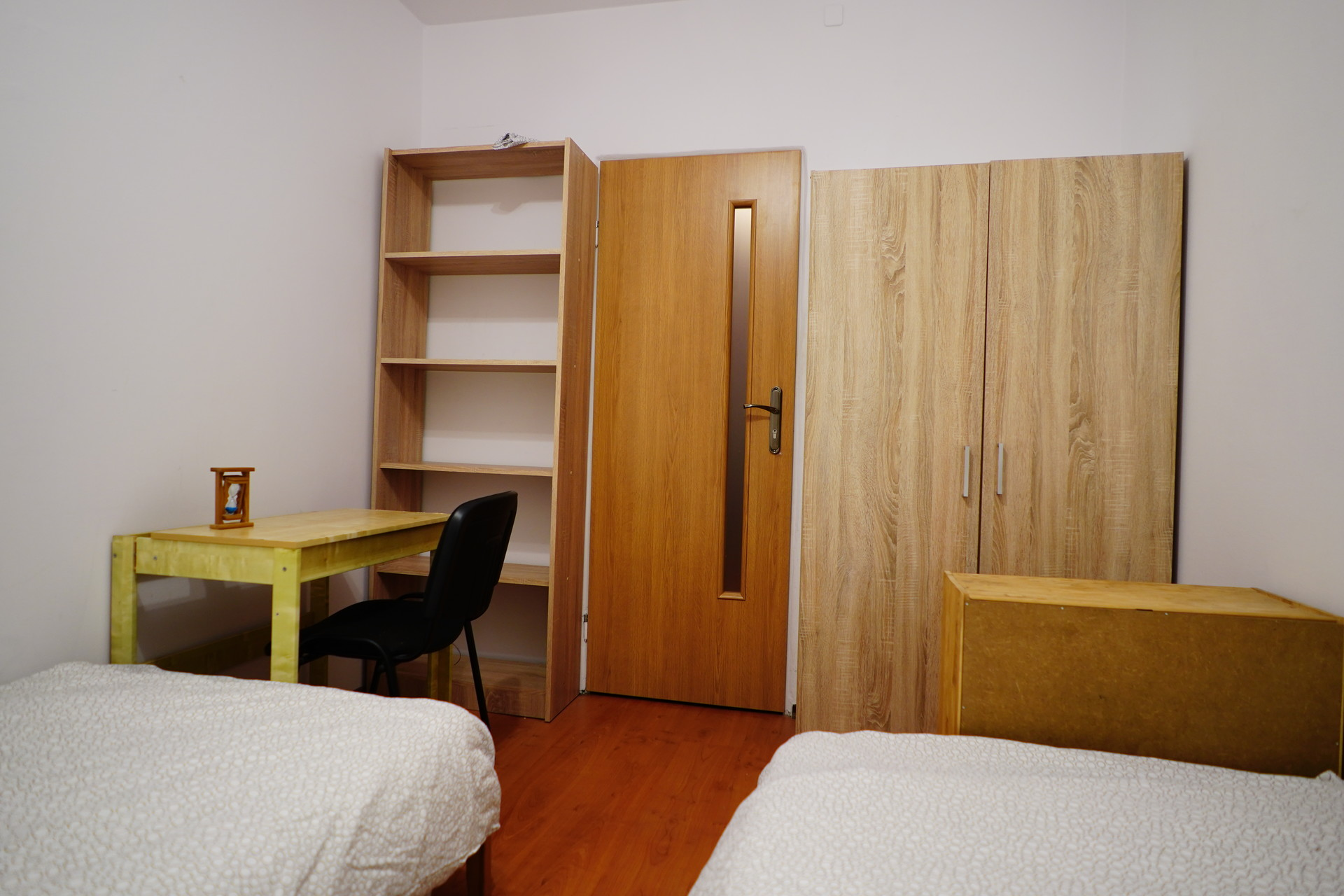 Bed in double room close to university!