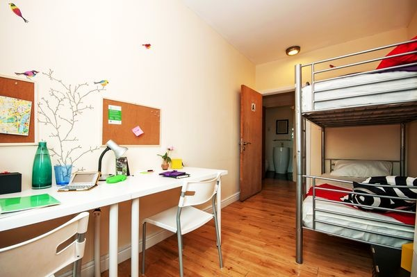 a bed in a Twin room available perfect for a student.